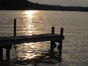 Dock by Sheila Lamb